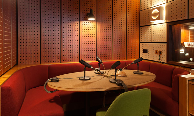 Audio-Technica provides for Spiritland