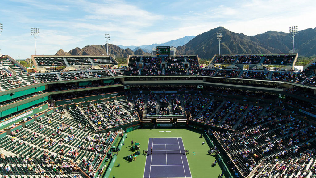 Indian Wells Tennis Garden selects RTS and Electro-Voice audio products for Stadium 1 upgrade