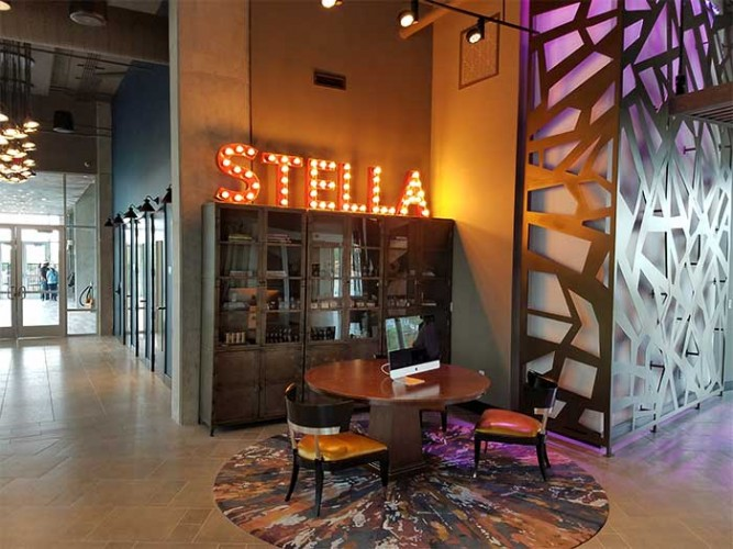 Symetrix Radius a sound choice for Stella Hotel