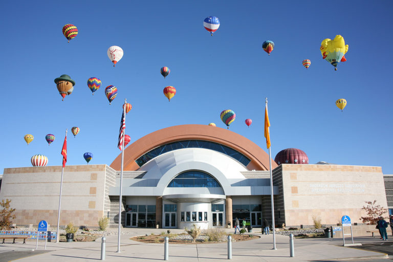 ETC takes balloon museum to new heights