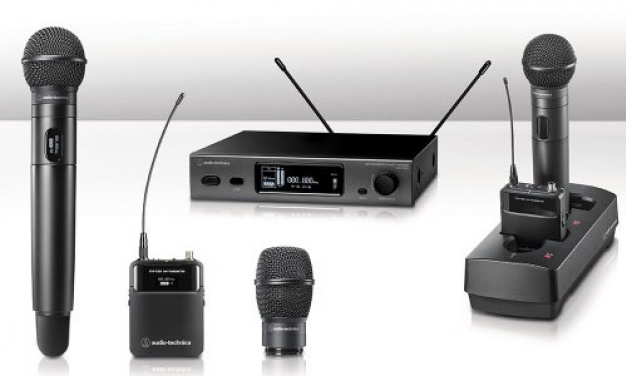 ISE 2018: Audio-Technica presents new wireless systems