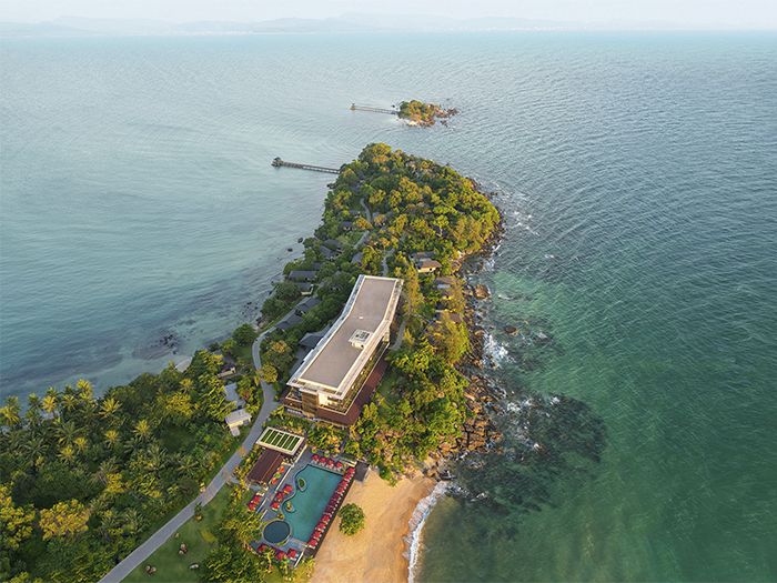 Symetrix Prism brings combined DSP power to Vietnam's Nam Nghi Resort
