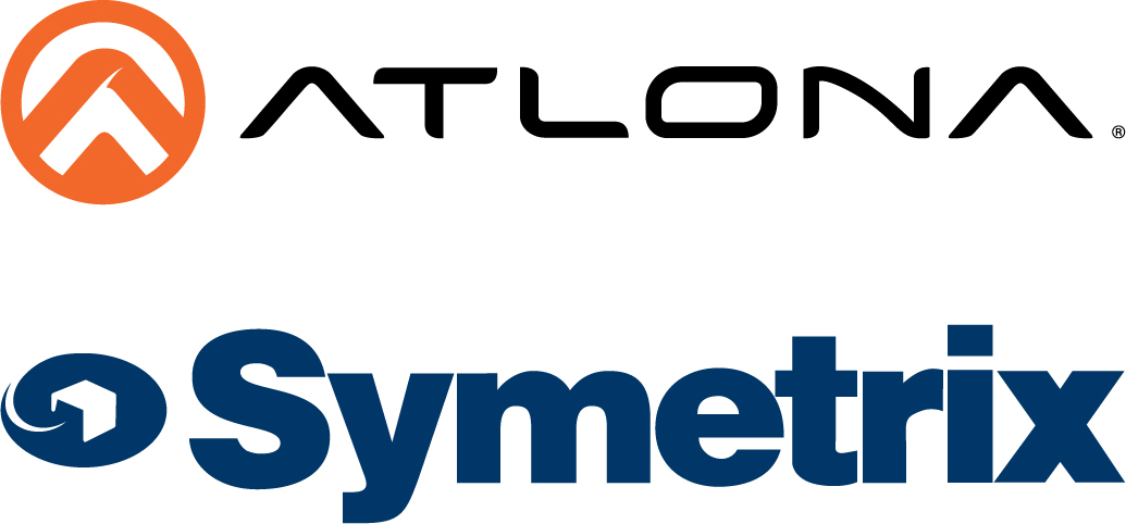 Atlona and Symetrix team up to simplify A/V over IP