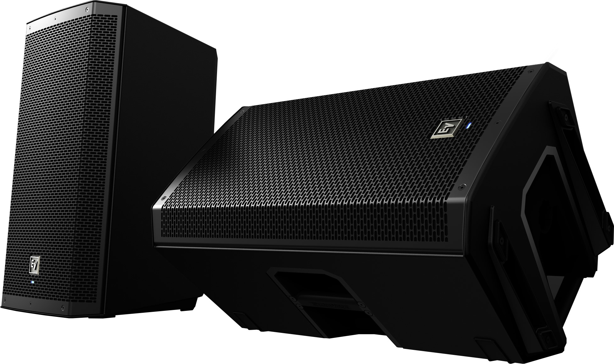 bluetooth pa speakers added to ev zlx series apexpro. Black Bedroom Furniture Sets. Home Design Ideas