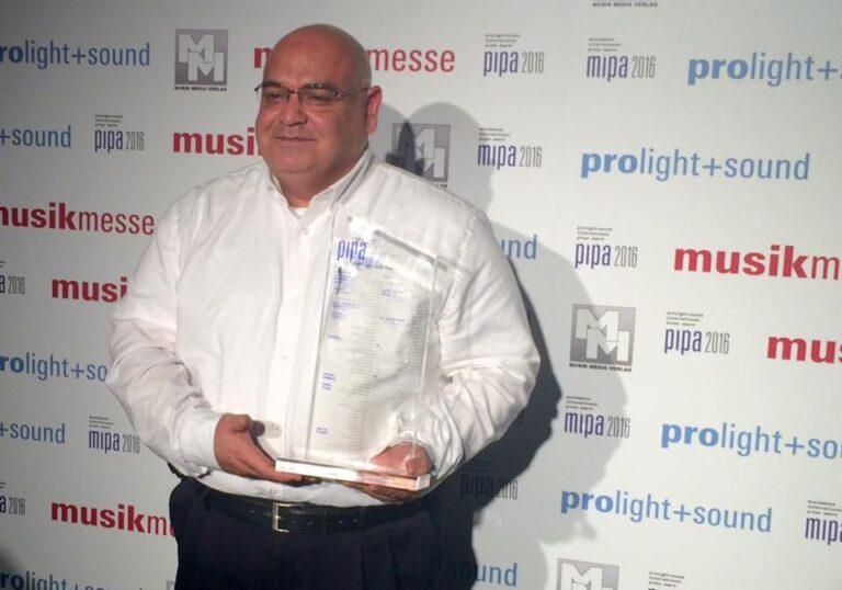2016 PIPA Press Award