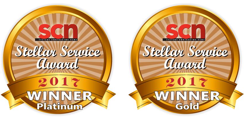 Stellar Service Award