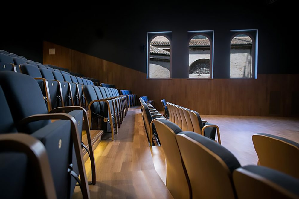 Symetrix helps to restore Italy's Politeama Theatre