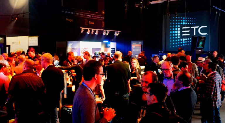 ETC celebrates successful Prolight + Sound
