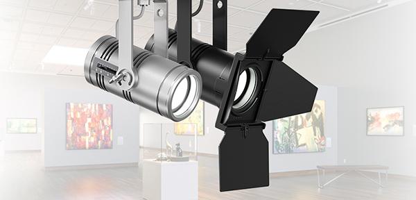 Wash Light Zoom fixture