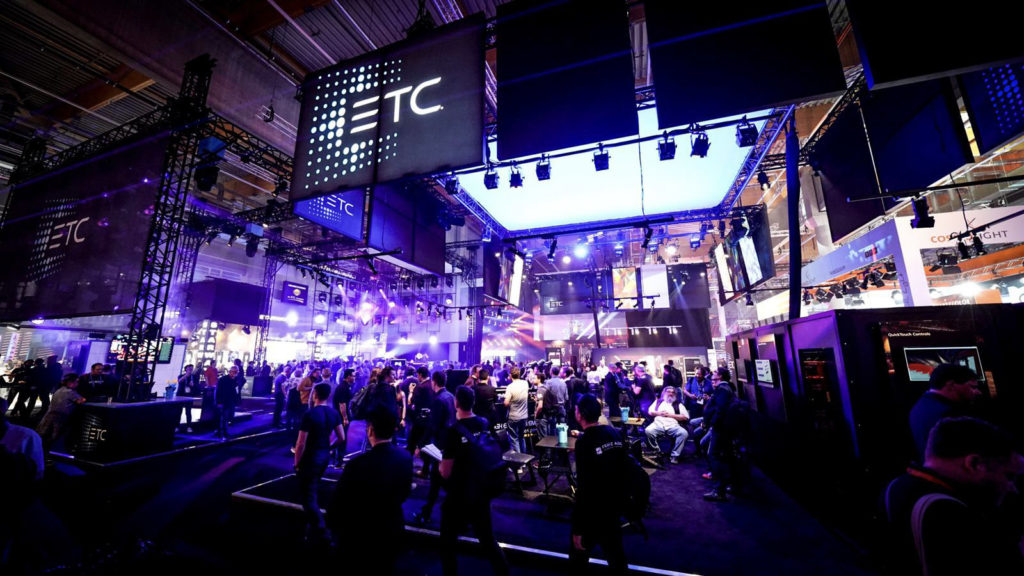 ETC and High End Systems at Prolight and Sound 2019